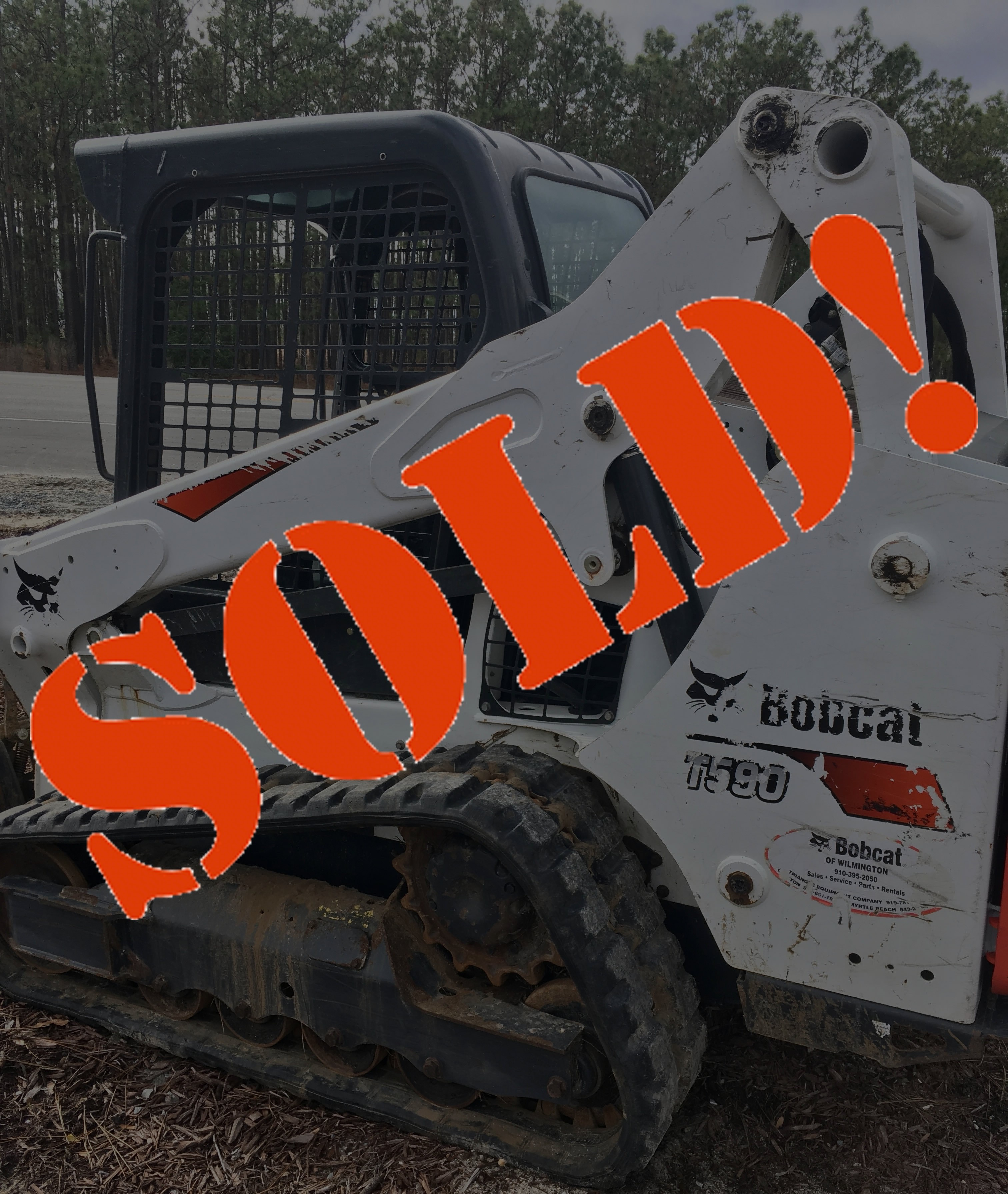 Used 2017 Bobcat T590 in Morrisville, NC