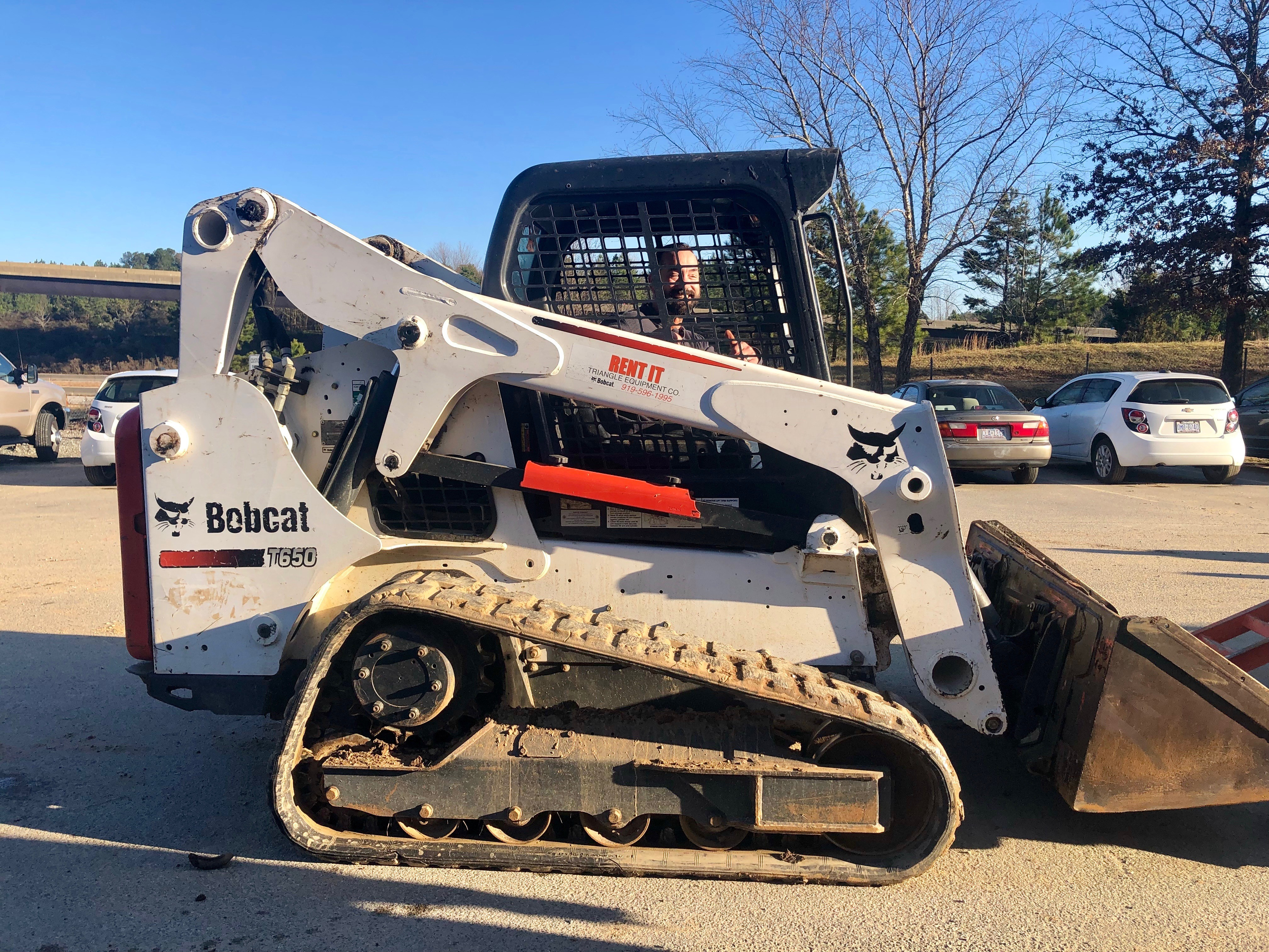 Triangle Equipment Co Bobcat Of Johnston County Bobcat Of