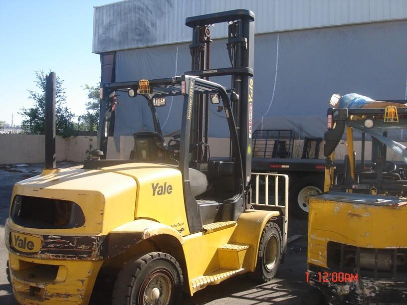 Forklift & MH Equipment Dealer In Eastern Florida | NLTS