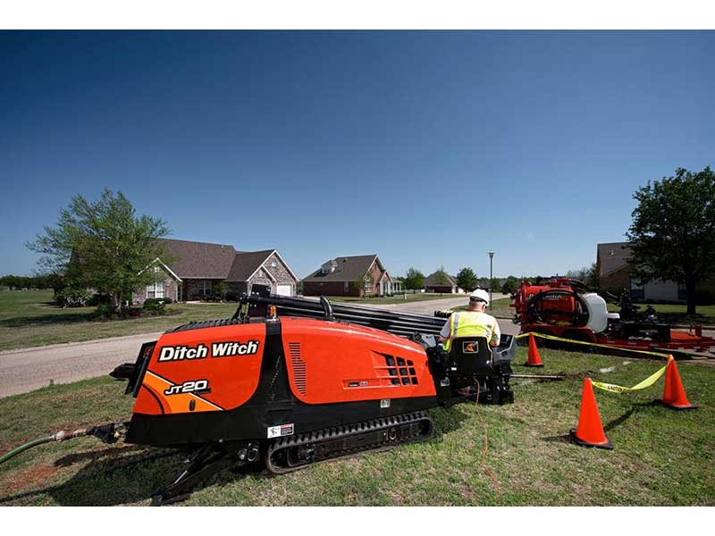 2015, Ditch Witch, JT20, Boring / Drilling Machines