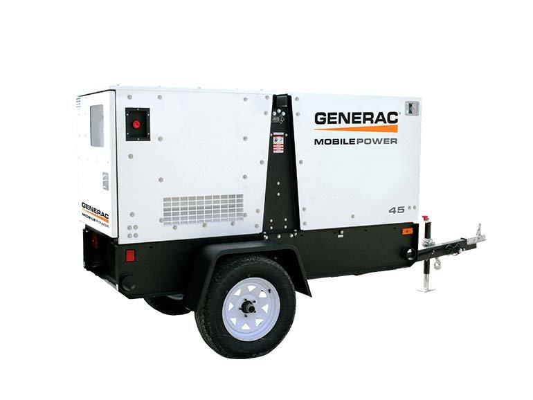 New, Generac, MMG45FHK, Generators