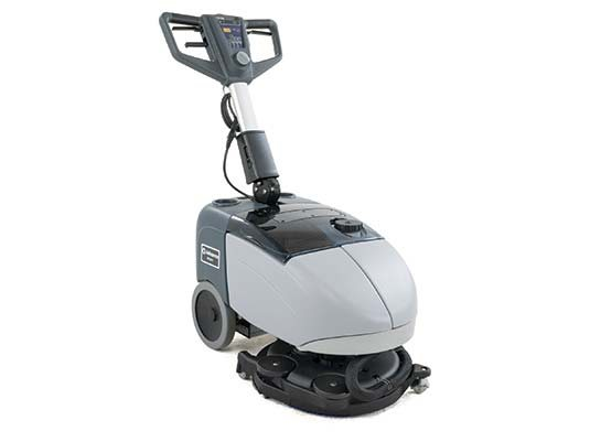 Advance Floor Cleaning Equipment Sweepers - Small industrial floor cleaning machines