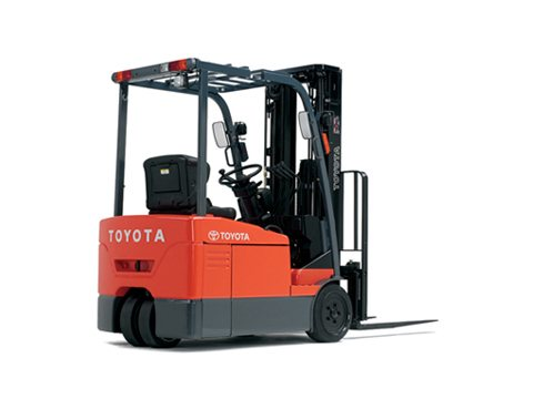 2015, Toyota Industrial Equipment, 7FBEU15, Forklifts / Lift Trucks, Used Forklift, Used Toyota forklift, Electric forklift, 3-wheel electric forklift, Toyota Electric forklift, Toyota 7FBEU15, Used 7FBEU15