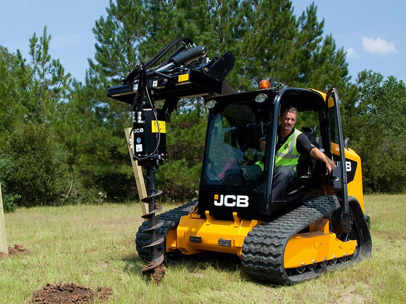JCB Equipment Showroom At Black Equipment