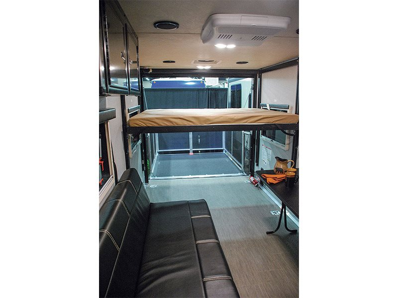 New RV manufacturers & Truck Campers in New Hampshire