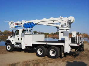 Terex Showroom | Terex Cranes and Equipment Texas