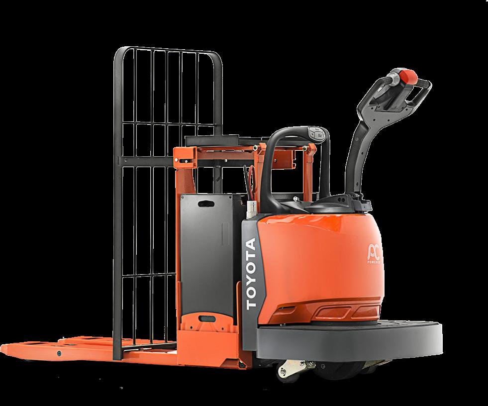 2020, Toyota Industrial Equipment, 8HBE40, Forklifts / Lift Trucks