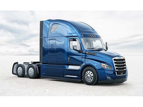 NJ Freightliner Showroom | Commercial Truck Sales