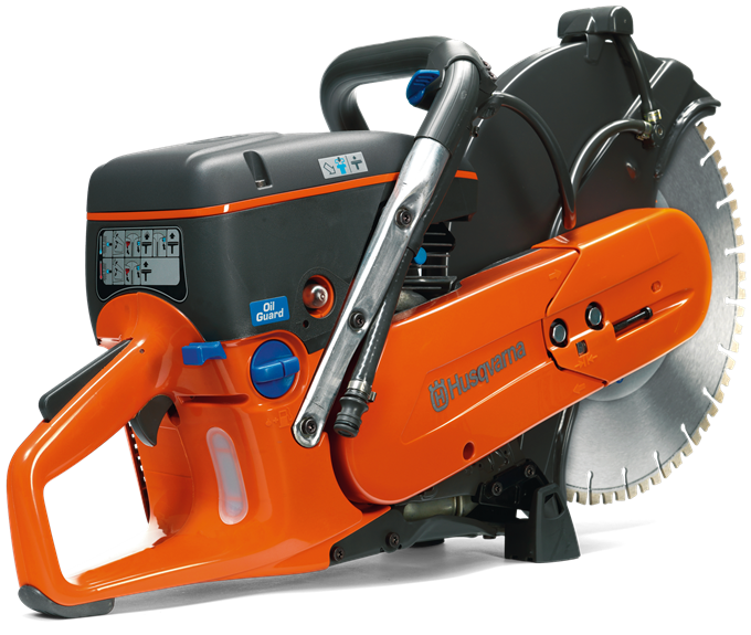 New, 2019, Husqvarna Construction, K 760 with OilGuard, Industrial Saws