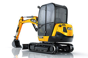 New, 2018, JCB, 8029 CTS, Excavators