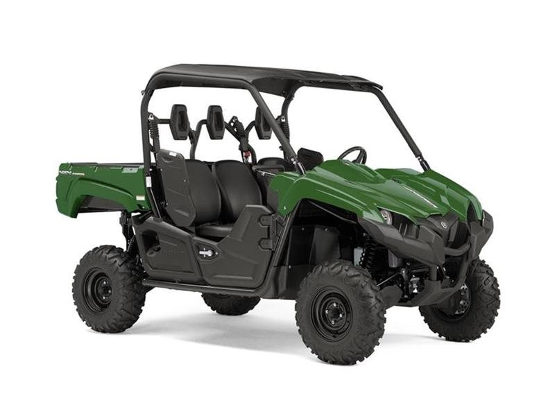 2017 Yamaha Viking EPS Hunter Green