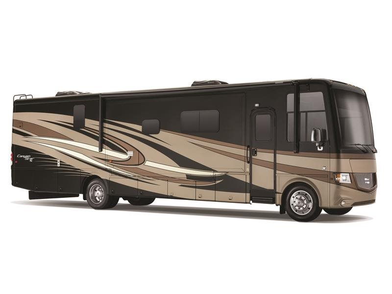 New RV manufacturer models available in CA