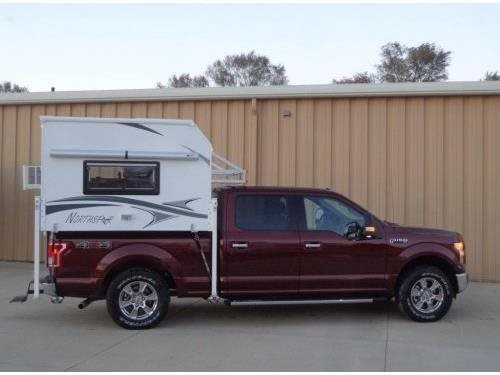 Northstar Truck Camper NH Showroom on