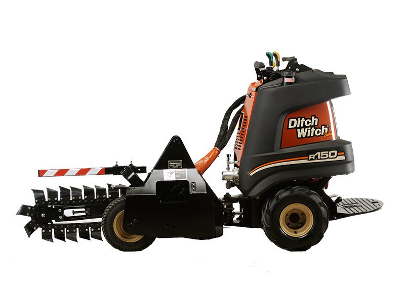 Ditch Witch Equipment Sales In Houston, Texas