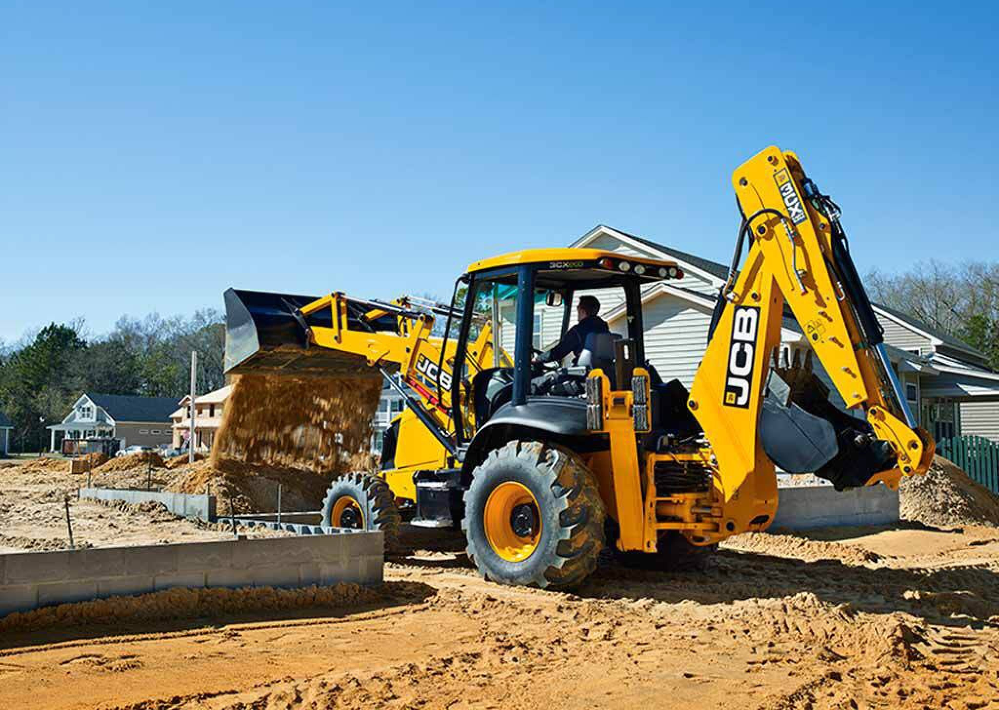 JCB Construction Equipment | OR & WA Sales & Service
