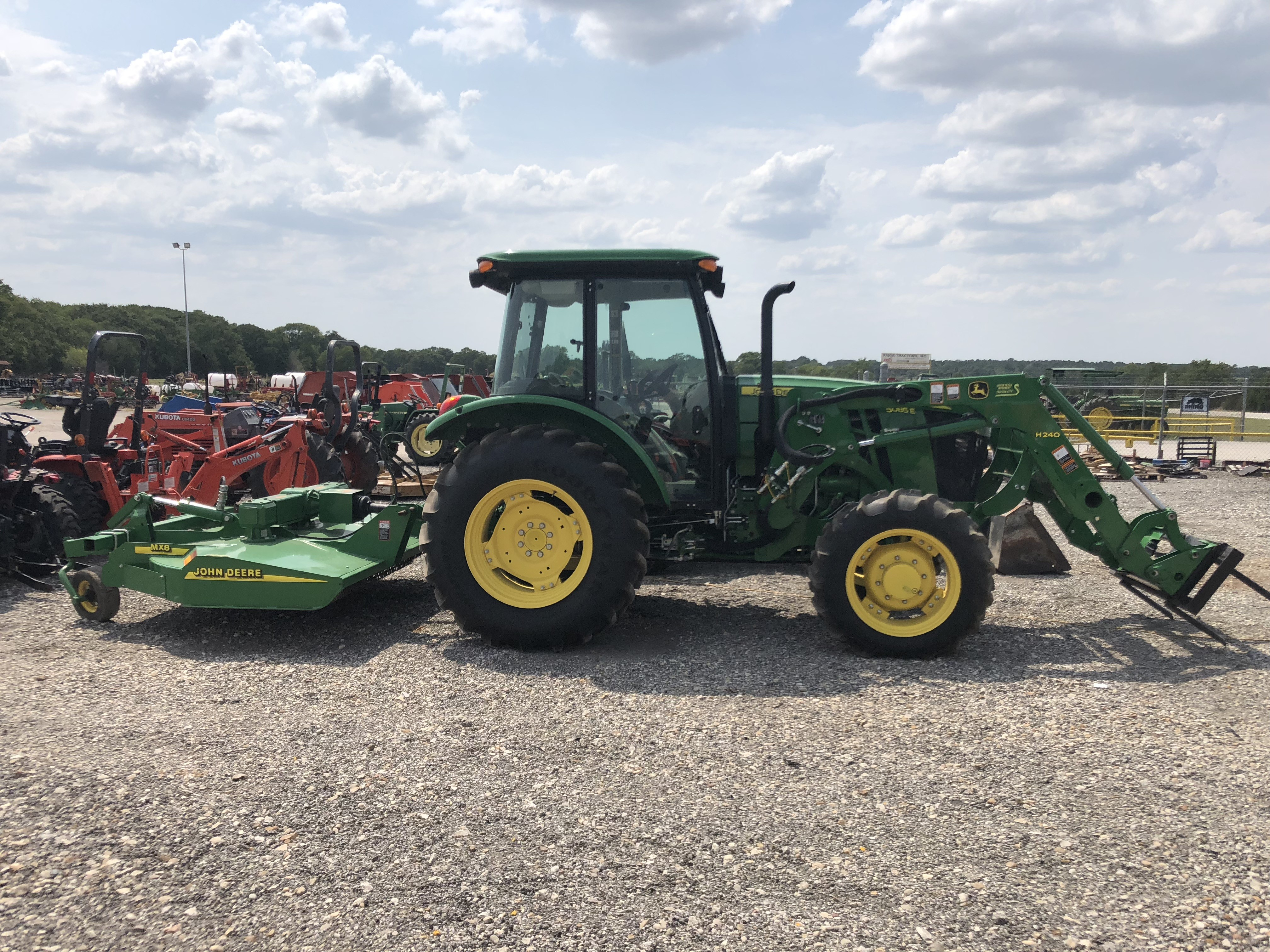 New Models from Paige Tractors Inc
