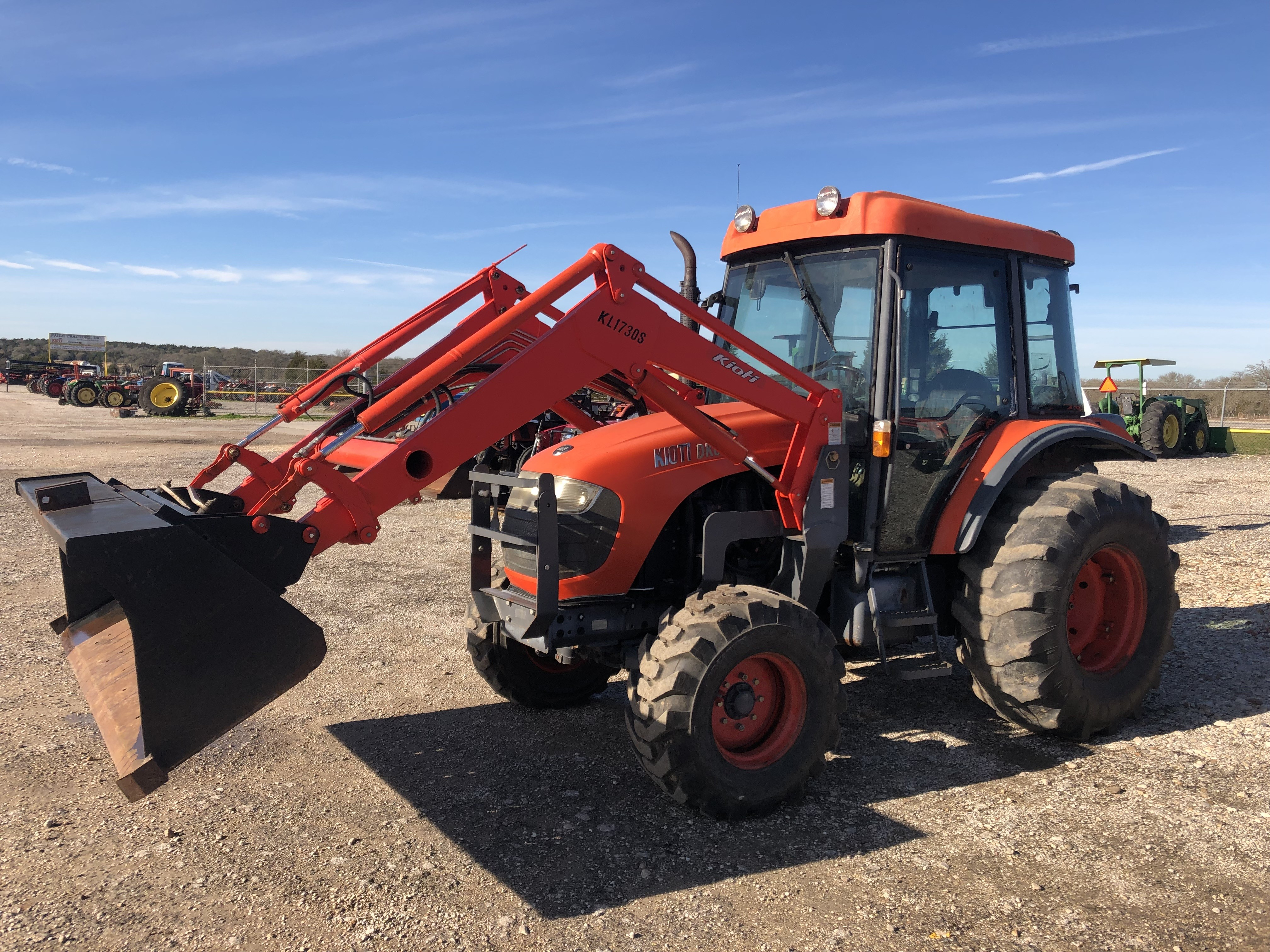 50 Horsepower Tractors For Sale   Used Tractor For Sale In