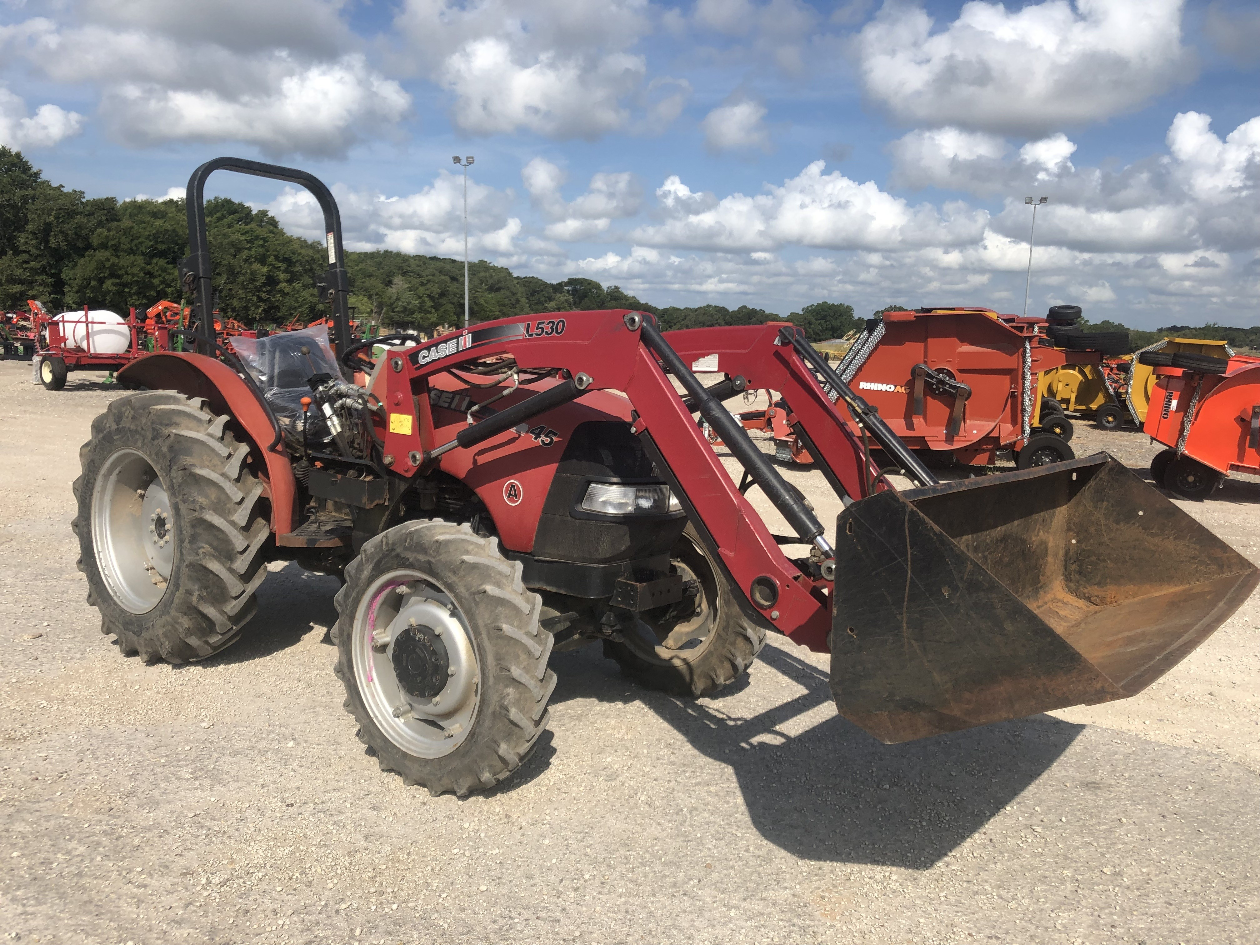Used Agricultural Equipment in Texas | Used Tractors Sales
