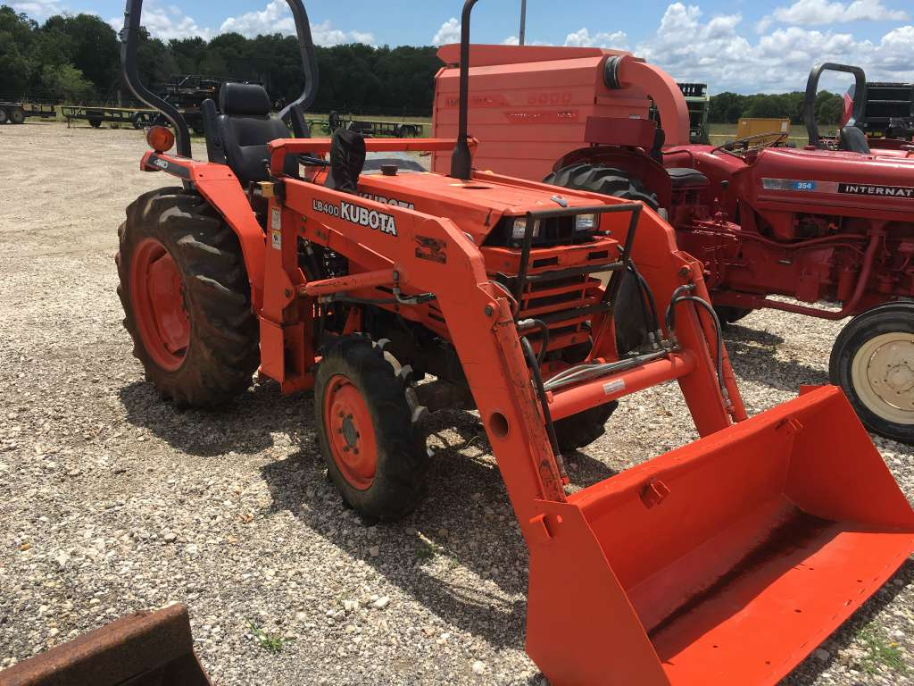 Kubota tractors for sale in kentucky - 1999 Kubota L2500 Tractors