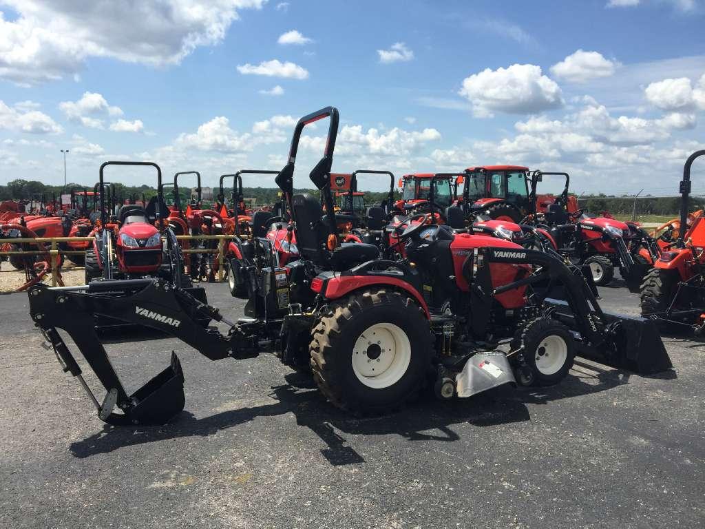 Used tractor Dealer In Texas Kioti