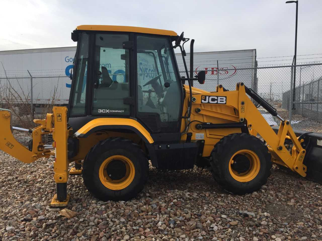 Used, 2016, JCB, 3CX Compact, Backhoe Loaders