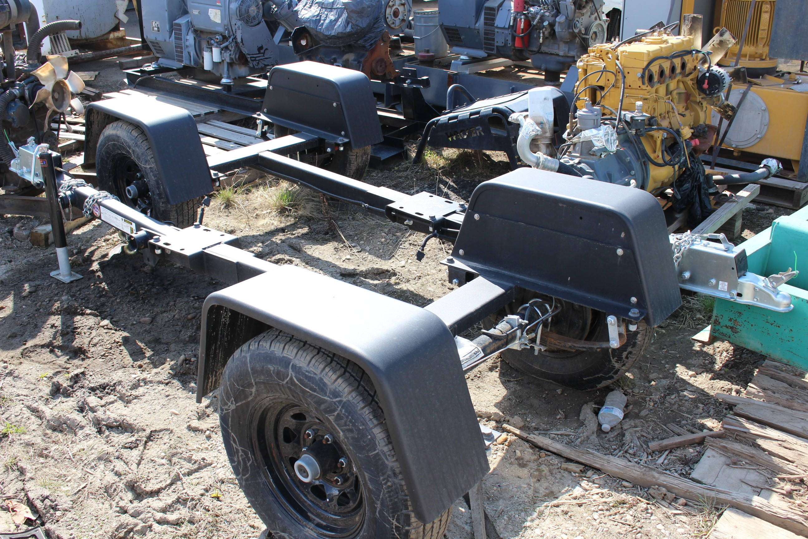 New, 2018, Magnum, MMG45, Trailers