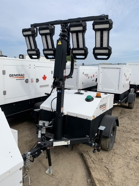 New, 2018, Generac, MLT4060MVD, Heavy Equipment