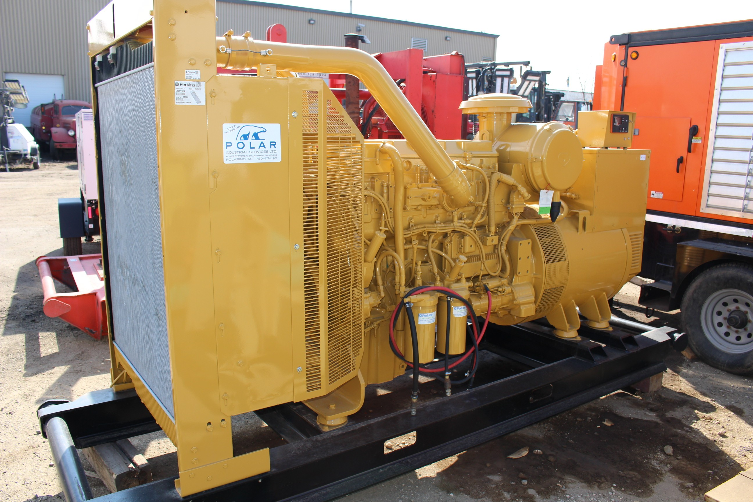 New, 2018, Polar, 350 PM, Generators