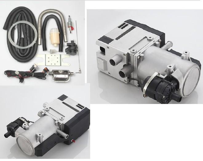 New, Polar Industrial, 12KW 38000BTU Diesel Coolant Heater, Heaters