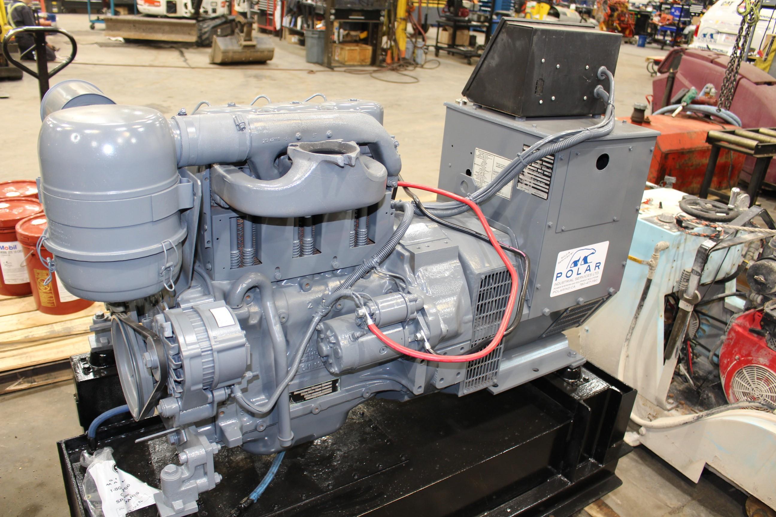 New 2018 Deutz 25Kw Generator in Edmonton, AB
