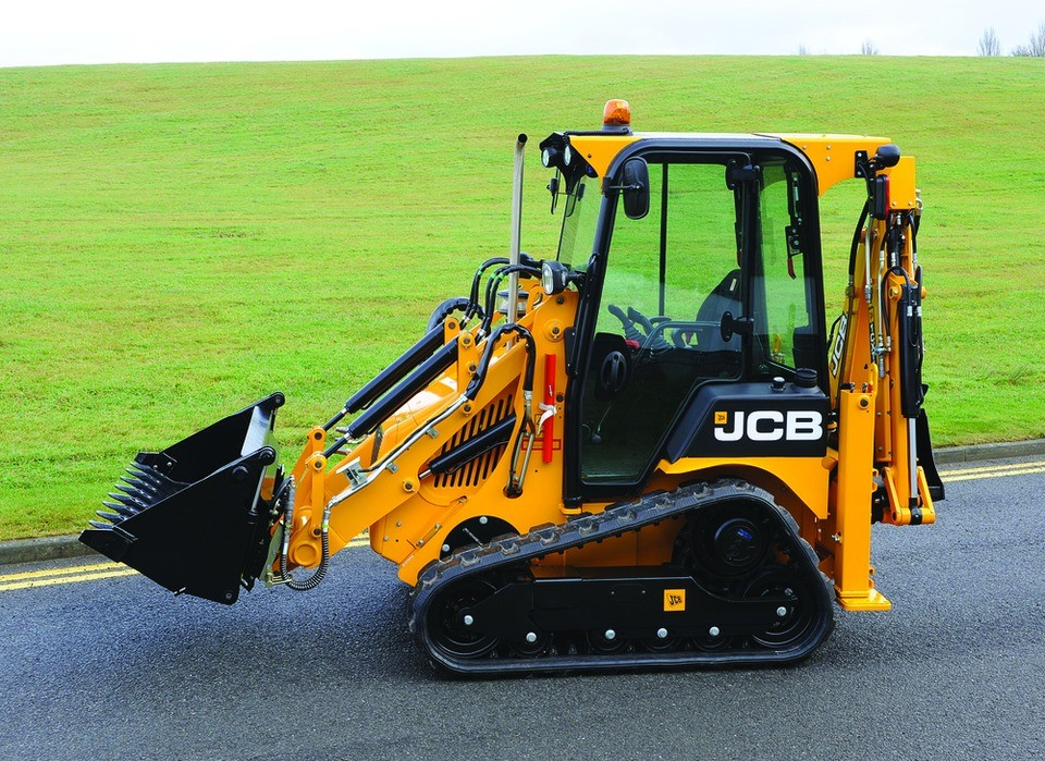 New, 2020, JCB, 1CXT, Backhoe Loaders
