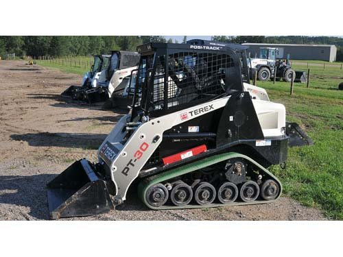 Used, 2012, Terex, PT-30, Skid Steers