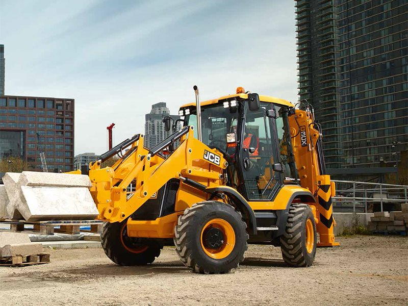New, 2019, JCB, 3CX Compact, Backhoe Loaders