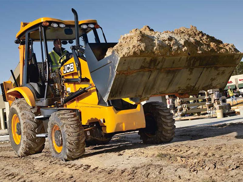 New, 2019, JCB, 3CX, Backhoe Loaders
