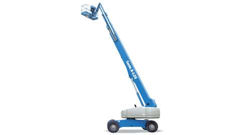 Used, 2002, Genie, S125, Aerial Work Platforms
