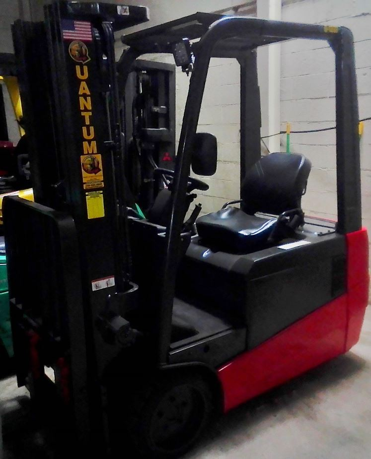 Material Handling Equipment MI | Forklift Sales & Rentals