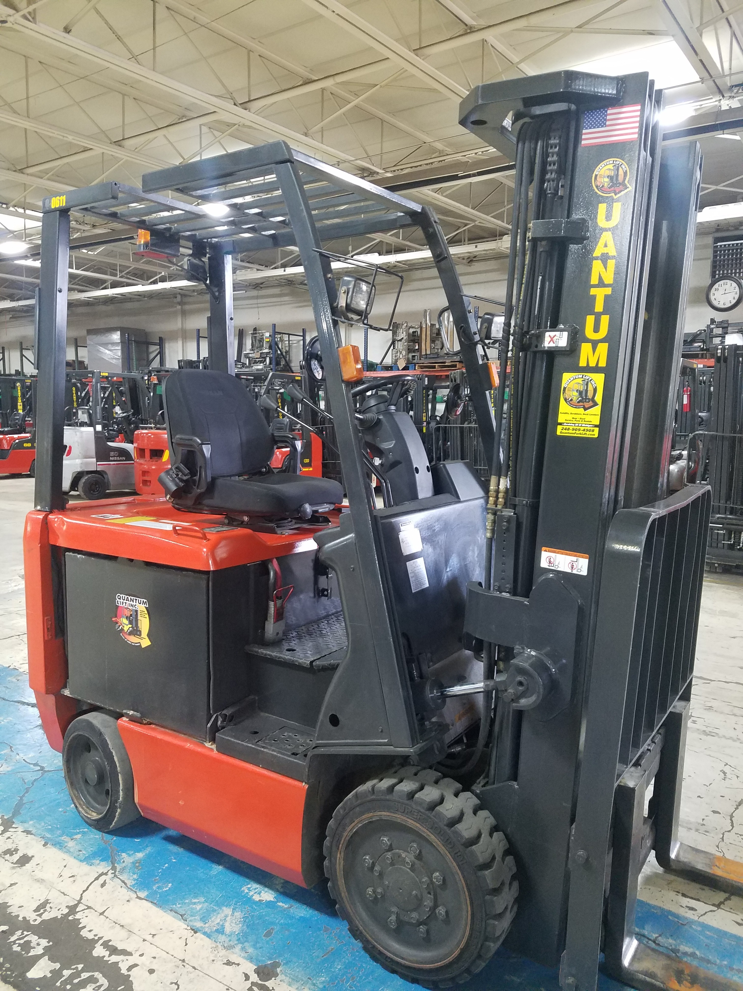 UniCarriers MCT1B2L25E