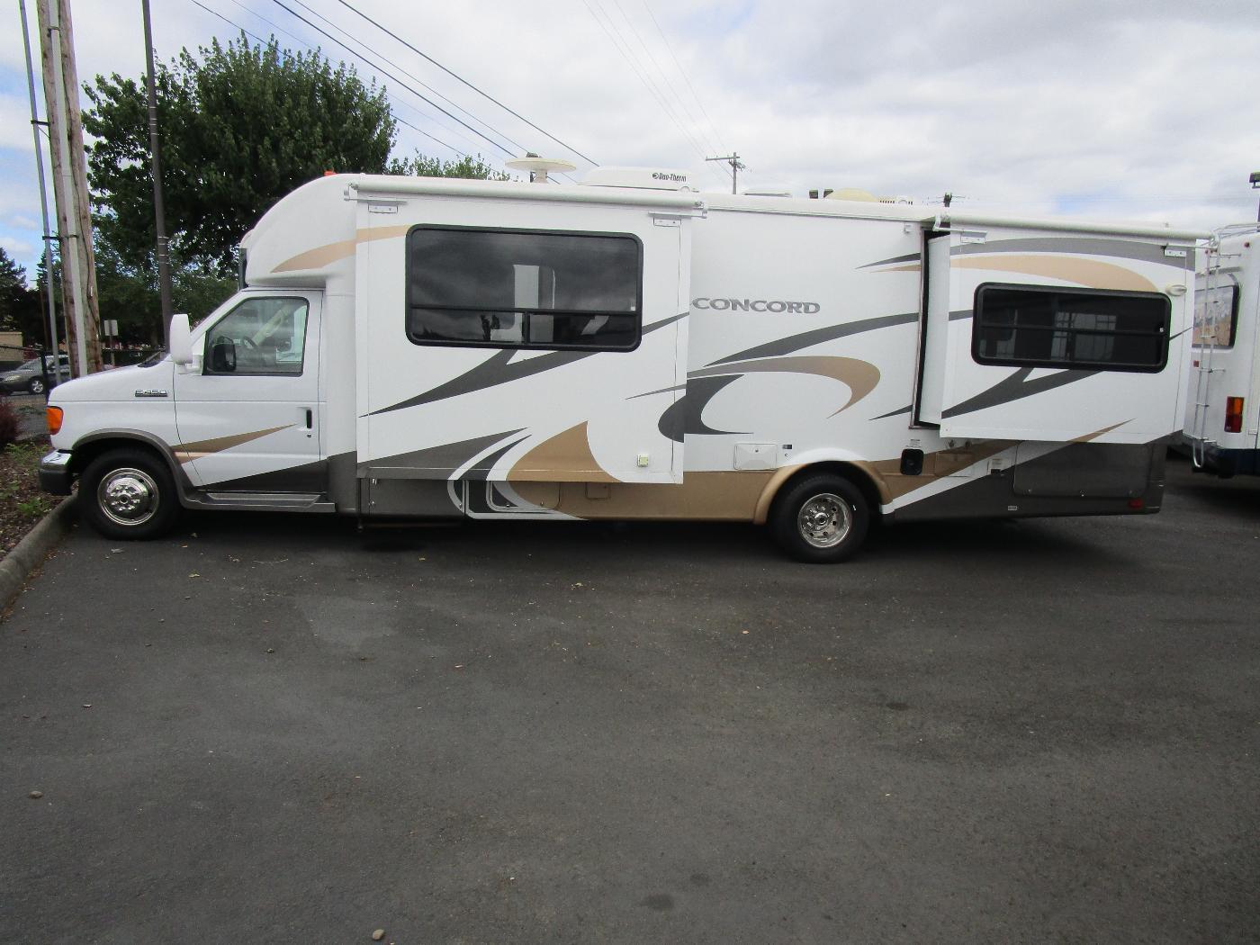 Used, 2007, Coachmen, CONCORD 275DSO, RV - Class B