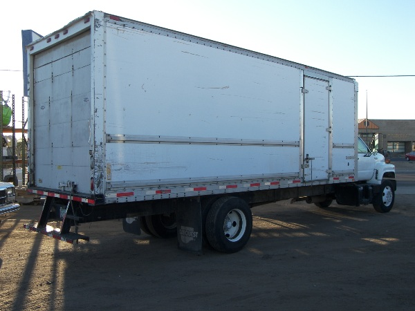Trucks For Sale In Az >> Used 1995 Gmc Topkick In Phoenix Az
