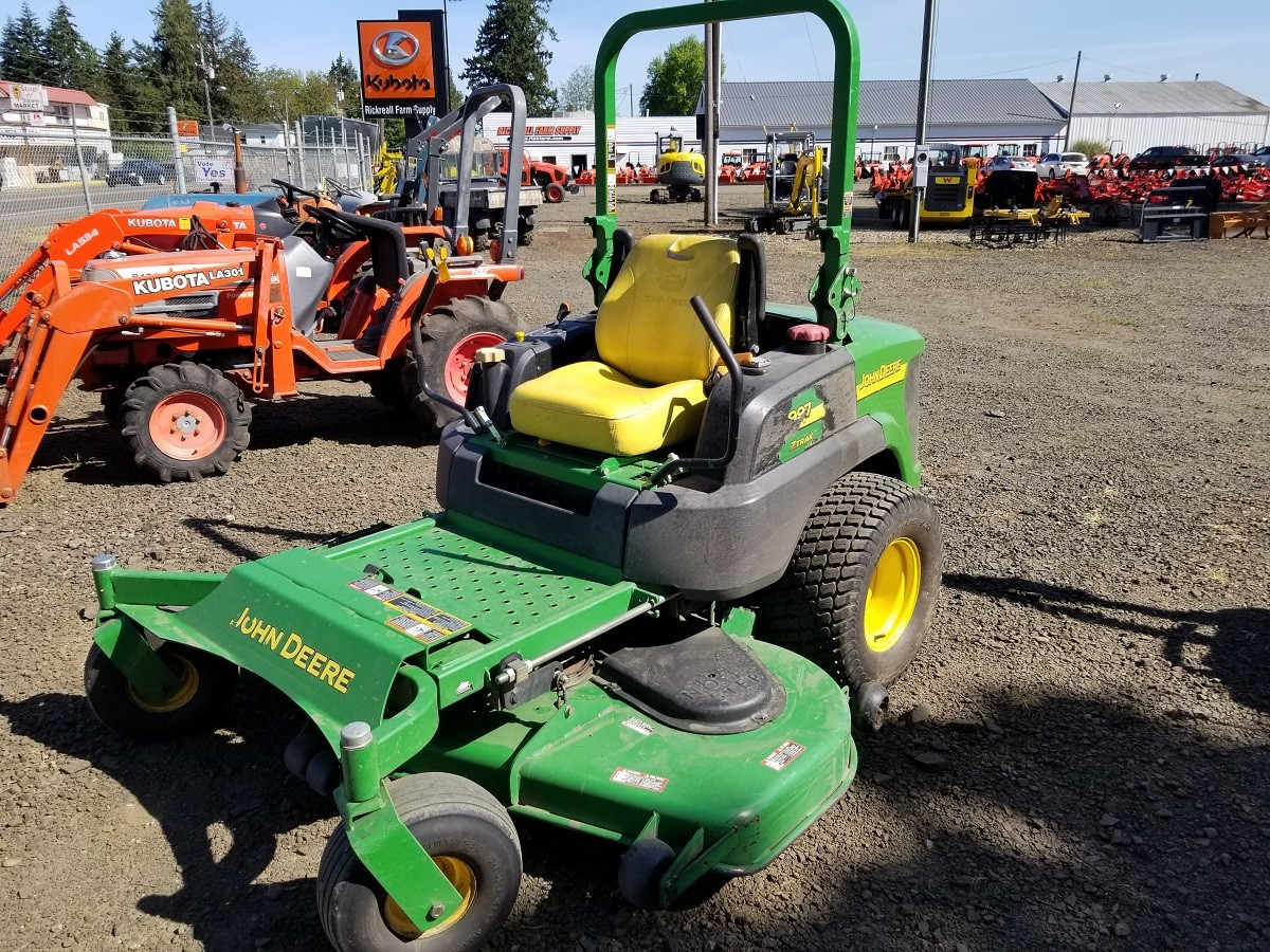 Used, John Deere, 997 Diesel (72 in.), Lawn Mowers