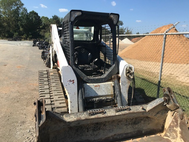 Used, 2015, Bobcat, T750, Loaders