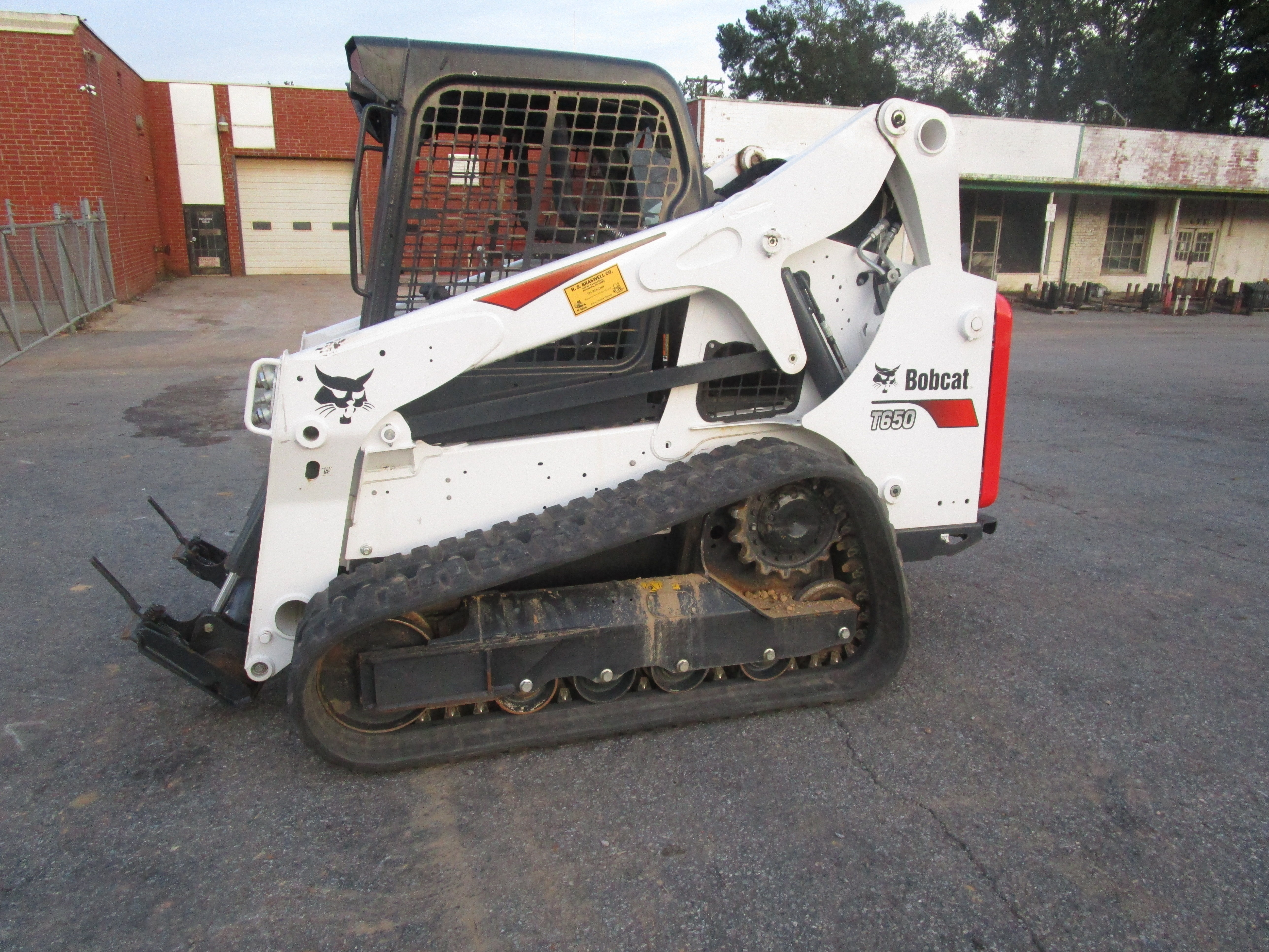 Used, 2018, Bobcat, T650 Standard, Loaders