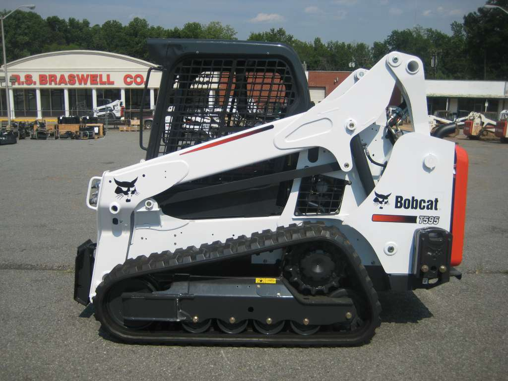 New, 2019, Bobcat, T595, Loaders