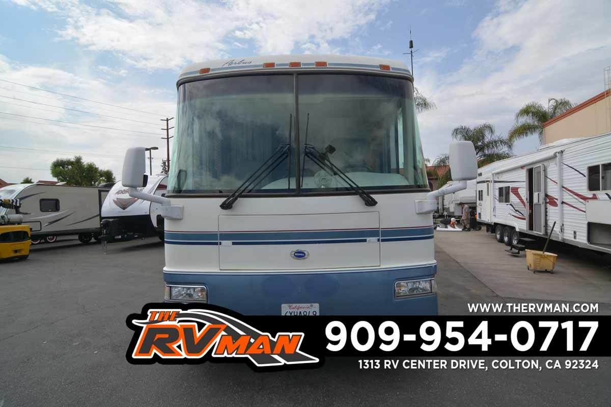 Used 2002 Rexhall Aerbus XL3955HLET in Temecula, CA