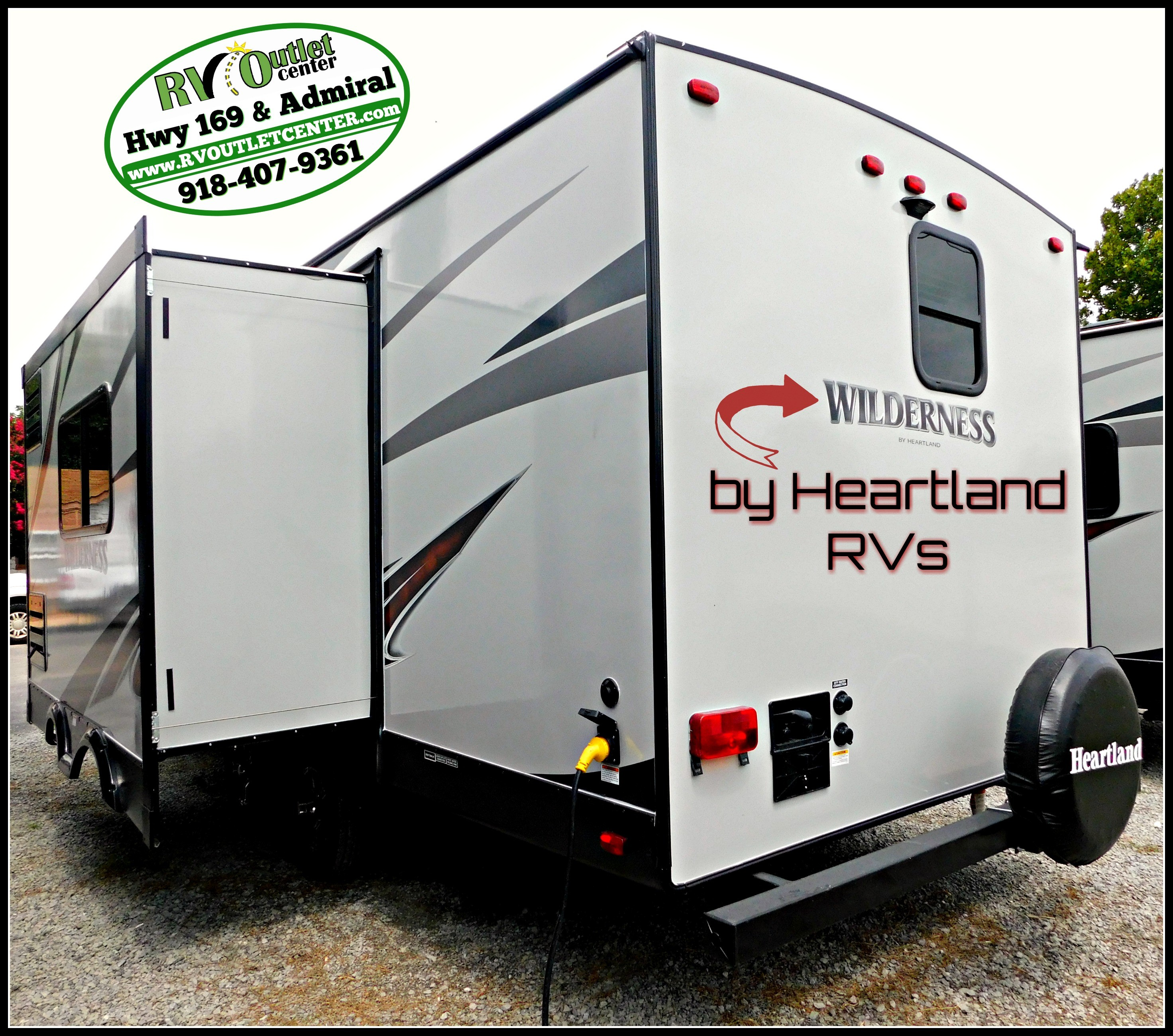 New 2019 Wilderness By Heartland 2400 Rb In Tulsa Ok Rv Wiring Diagrams Click Here For Larger Image