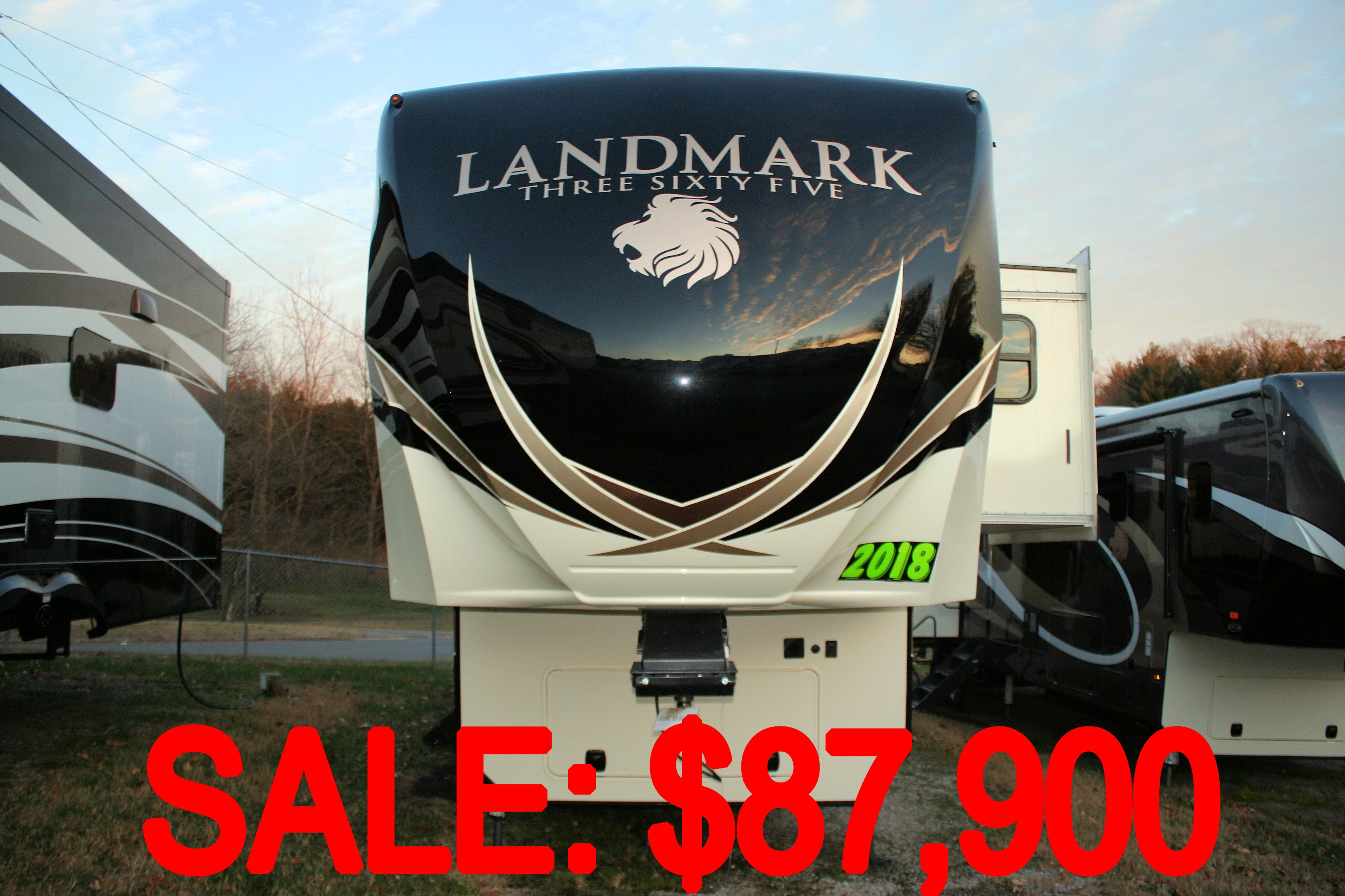 Drv Heartland Fifth Wheel Rvs Dealer In Knoxville Tennessee