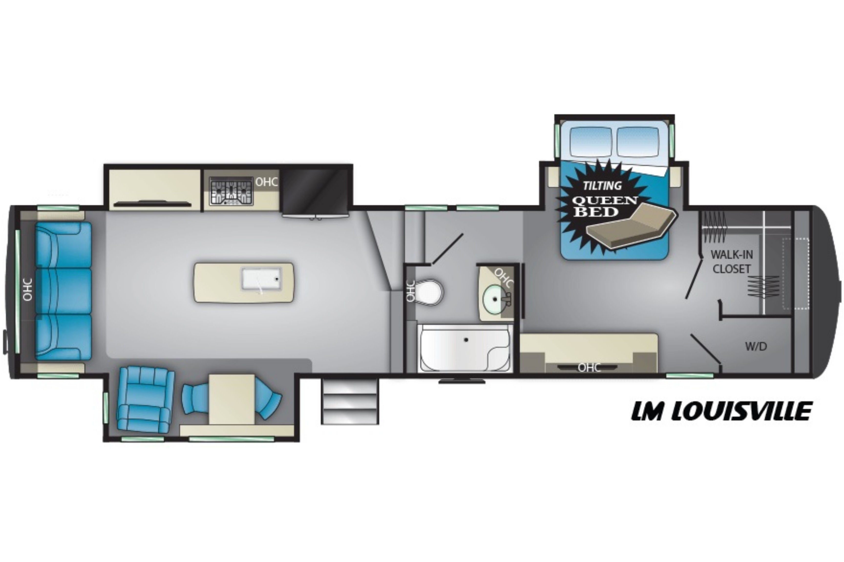 New 2019 Heartland Landmark 365 Louisville In Knoxville Tn Rv Wiring Diagrams Click Here For Larger Image