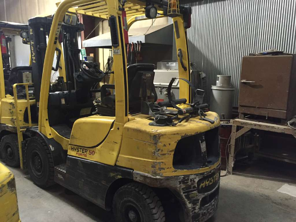 2012 Hyster H50ft Fortis 174 Advance