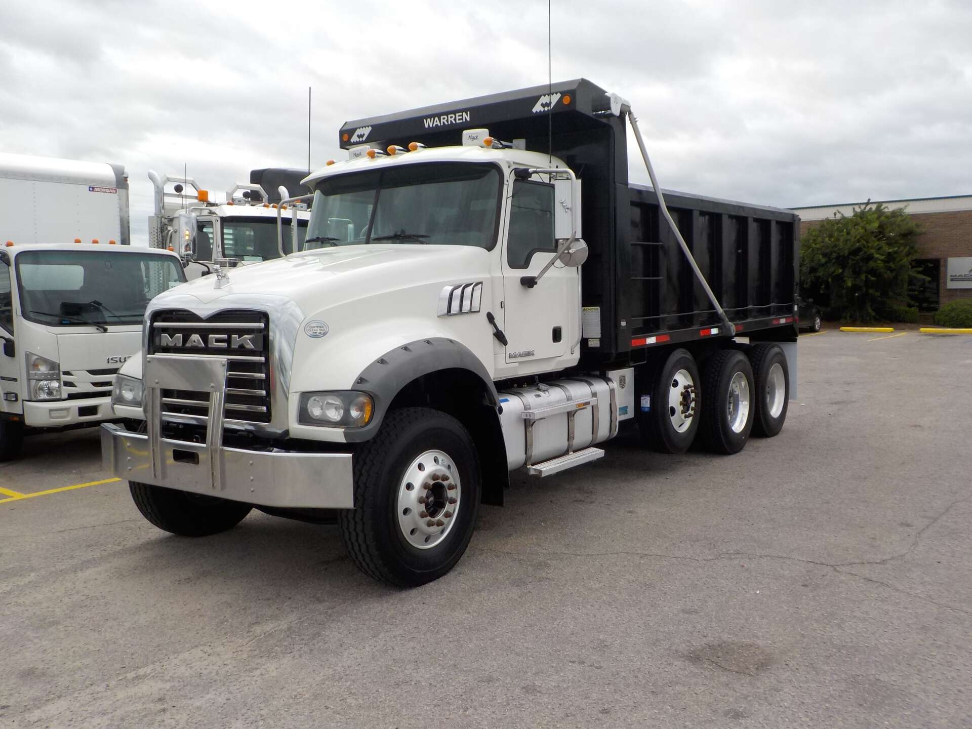 Used 2015 Mack Granite GU713 in Columbia, SC