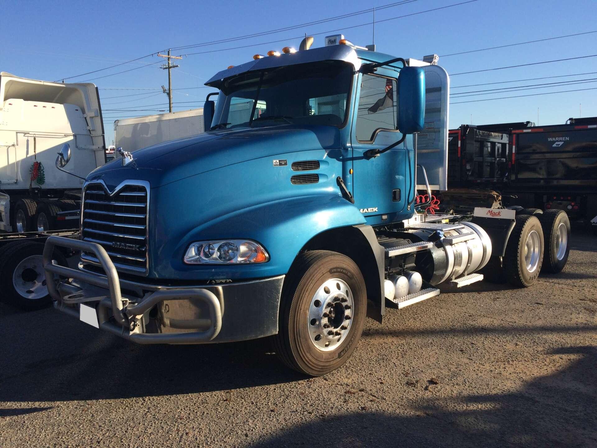 Mack Semi Trucks For Sale